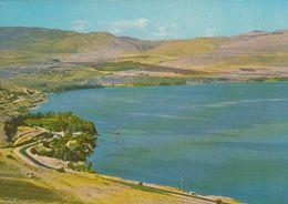 Cp , ISRAEL , TIBERIAS , View From Kiryat Shmuel - Israel