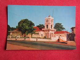 Guinea - Guiné Portuguesa - Bafatá - Edificio Da Administração - Guinea-Bissau