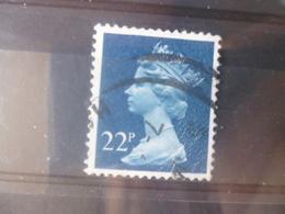GRANDE BRETAGNE YVERT N° 970 - 1952-.... (Elizabeth II)