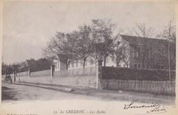 Saône-et-Loire - Le Creusot - Les écoles - Le Creusot