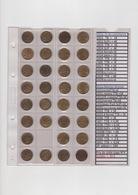 Monnaies Franc Séries - France