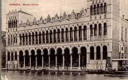 CPA Venezia Museo Civico - Musées