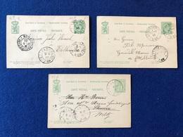 Luxembourg - Lot De 3 Cartes - Konvolut 3 Karten - Ettelbruck - Boulaide / Wiltz - Esch - Autres