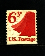 UNITED STATES/USA - 1974  6.3c.  BELL COIL  MINT NH - Stati Uniti