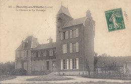 45 /  Macilly En Villette   : La HOUSSAYE       ///  REF   AVRIL. 19 /// BO.45 - France