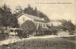 MORNEX-café Du Soleil Levant - Autres Communes
