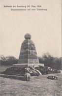 Schlacht Bei SAARBURG 1914 - Bayerndenkmal Auf Dem Tinkelberg - Weltkrieg 1914-18