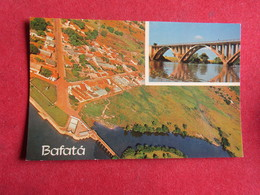 Guinea - Guiné Portuguesa - Bafatá - Ponte E Vista Aérea Parcial - Guinea-Bissau