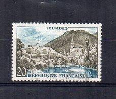 Francia - 1958 - Lourdes - Usato - (FDC15165) - Francia