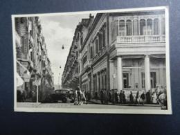 19925) ALEXANDRIA CHERIF PASHA STREET NON VIAGGIATA - Alexandria