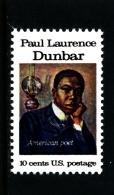 UNITED STATES/USA - 1975  PAUL LAURENCE DUNBAR   MINT NH - Stati Uniti
