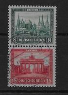 Combinación De Reich Nº Michel S-76 O - Zusammendrucke