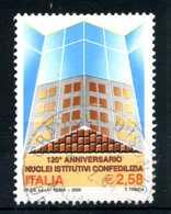 2003 REP. IT. SERIE COMPLETA USATA - 2001-10: Usati