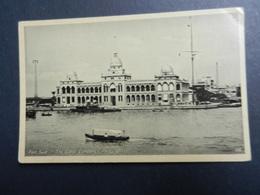 19925) PORT SAID THE CANAL COMPANY PRETTY OFFICE NON VIAGGIATA - Port Said