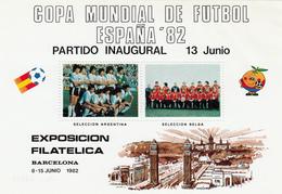 España HR - Copa Mundial