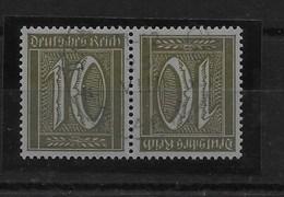 Combinación De Reich Nº Michel K-5 O - Zusammendrucke