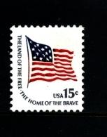 UNITED STATES/USA - 1978  15c.  FLAG  MINT NH - Stati Uniti