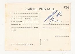 GUERRE D'ALGERIE Carte En F M Pour BIZERTE TUNISIE Le Chenal - Other Wars