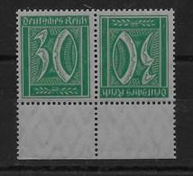 Combinación De Reich Nº Michel K-6 ** - Zusammendrucke