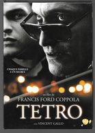 Tetro Dvd  Francis Ford Coppola - Crime