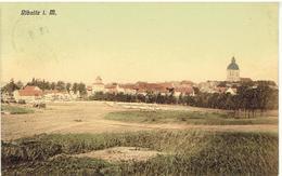 PLZ 18311 - RIBNITZ I. M. - Landkreis Vorpommern-Rügen - Totalansicht - Ribnitz-Damgarten
