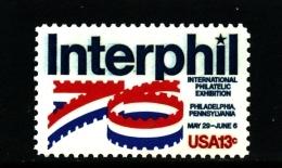 UNITED STATES/USA - 1976  INTERPHIL  MINT NH - Stati Uniti