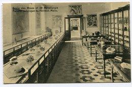 CPA - Carte Postale - Belgique - Mons - Ecole Des Mines Et De Métallurgie - Laboratoire De Paléontologie (M8228) - Mons