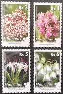 MAURITIUS 2009 Flowers LOT - Mauritius (1968-...)