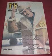 Dennis Weaver TV NOVOSTI Yugoslavian April 1977  VERY RARE - Books, Magazines, Comics