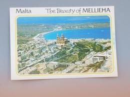 Malta, Mellieha (gelaufen 1992); H26 - Malta