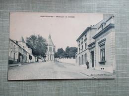 CPA  BELGIQUE BONSECOURS MONTAGNE DE CONDE - Belgique