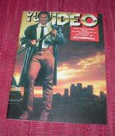Don Johnson - YU VIDEO - Yugoslavian July 1989 VERY RARE - Books, Magazines, Comics