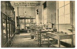 CPA - Carte Postale - Belgique - Mons - Ecole Des Mines Et De Métallurgie - Laboratoire D'électrométrie (M8229) - Mons