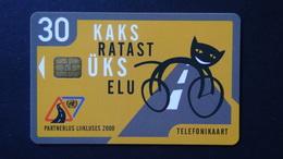 Estonia - 2000 - Col:ET0126 - Used - Look Scans - Estland