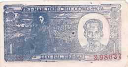 BILLET VIETNAM 1 DONG De 1948 @ PICK 16 - Vietnam