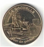 Monnaie De Paris 17.La Rochelle - Port De Pêche 2011 - Monnaie De Paris
