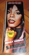 Donna Summer - ROCK Yugoslavian February 1983 EXTREMELY RARE ITEM - Books, Magazines, Comics