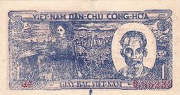 BILLET VIETNAM 1 DONG De 1948 @ PICK 16 - Viêt-Nam