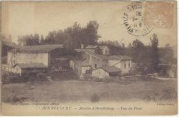 CPA Dept 88 BEGNECOURT Moulin - Other Municipalities