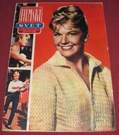 Doris Day FILMSKI SVET May 1961 VERY RARE - Books, Magazines, Comics