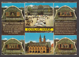 70760/ GOSLAR, Das Glockenspiel Am Marktplatz - Goslar