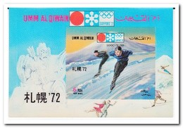 Umm Al Qaiwain 1972, Postfris MNH, Olympic Winter Games - Umm Al-Qiwain