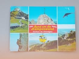 Aschau I. Chiemgau, Kampenwand ( Gelaufen 1998); H26 - Chiemgauer Alpen