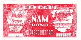 BILLET VIETNAM 5 DONG De 1948 @ PICK 17 - Viêt-Nam