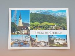 Bernau Am Chiemsee ( Gelaufen 1998); H26 - Chiemgauer Alpen