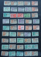 Lot ° - Timbres