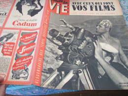 VIE/CHRISTIAN JAQUE /JEAN MONNET/ZONE CLIGNANCOURT/GANCE L HERBIER GREMILLON PEYNET /LA PALLUD AMIENS T/PIERRE BENOIT - 1900 - 1949