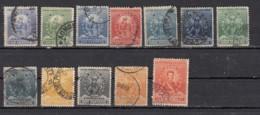 Peru  Sèrie1896  12 Valeurs - Pérou