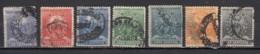 Peru Sèrie 1896   7 Valeurs - Pérou
