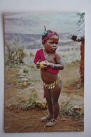 Swaziland : Little Girl , Swaziland Postcard - Swaziland